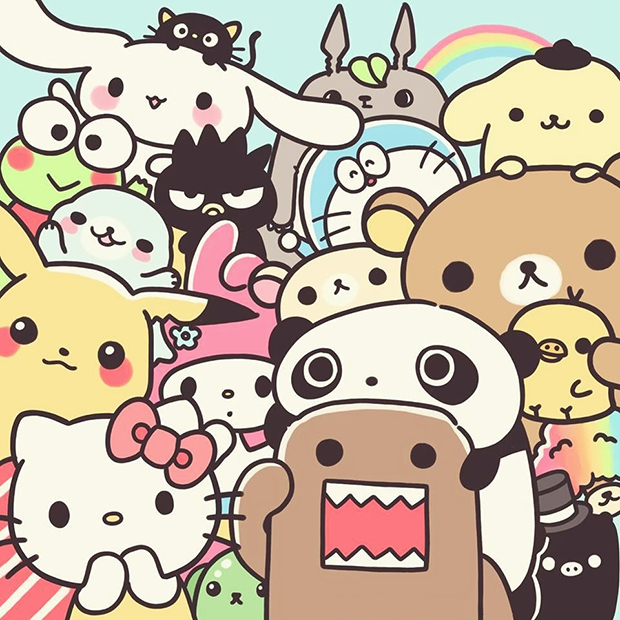 Kawaii la tendencia que se convirti en un fen meno - Cute asian cartoon wallpaper ...